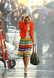 outfit carrie bradshaw colori