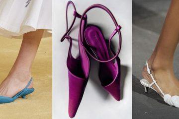 tendenze scarpe primavera 2021