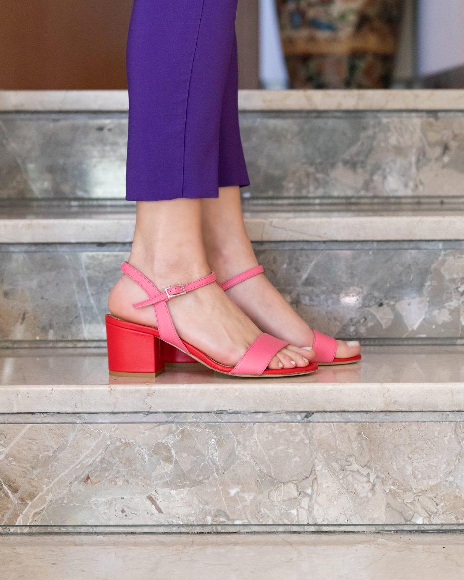 sandali caviglia grossa
