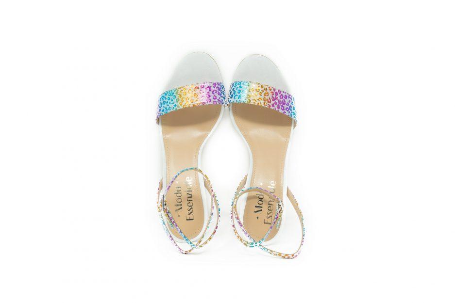 sandali colorati 2021