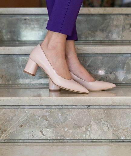 scarpe moda essenziale