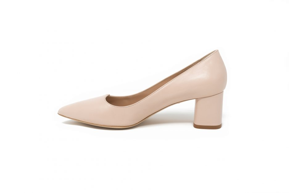 scarpe nude
