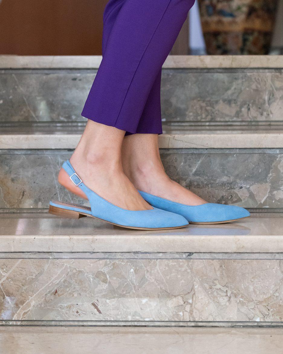 scarpe slingback 2021