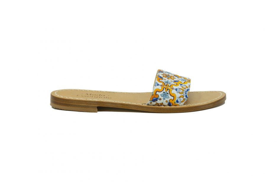 sandali maiolica