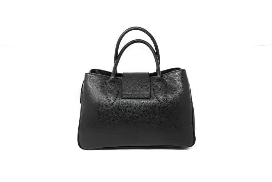 borsa nera capiente