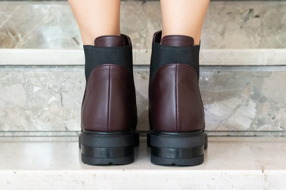 chelsea boots donna