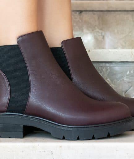 chelsea boots pioggia