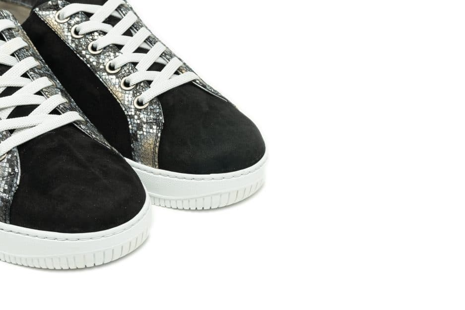 sneakers pelle donna